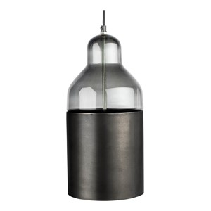 PIHA HANGING LAMP NICKEL
