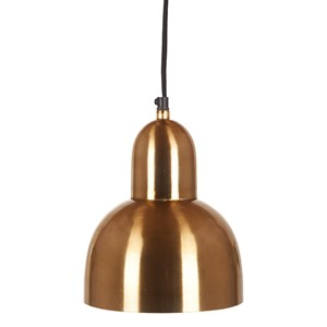 ENRICA HANGING LAMP BRASS L