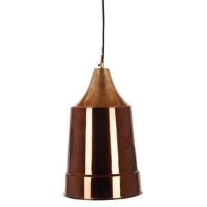 NOEMI HANGING LAMP COPPER