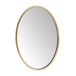 ANTIQUE MIRROR OVAL S
