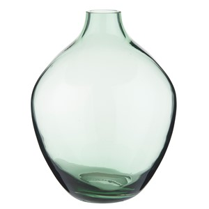 ASHLEY VASE GREEN