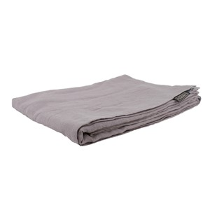 AVA LINEN TABLE CLOTH GREY 300X140