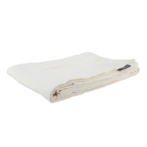AVA LINEN TABLE CLOTH WHITE 300X140
