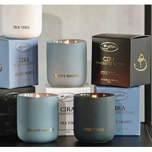 CIRA FRAGRANCE CANDLE TEA TIME