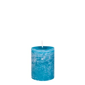 DANIEL CANDLE Ø7X10 ROYALBLUE