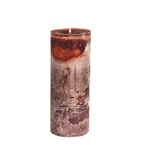 BERNARD CANDLE Ø7X20 COCOABROWN