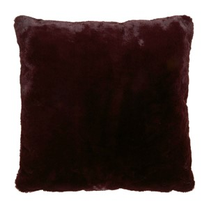 LYALL FUR PILLOW PURPLE 50x50