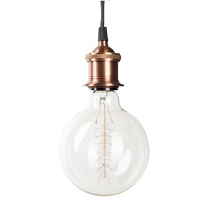 ALEC HANGING LAMP COPPER