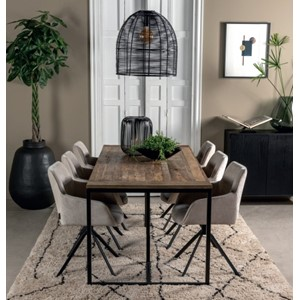 MADRID DINING TABLE 200X90