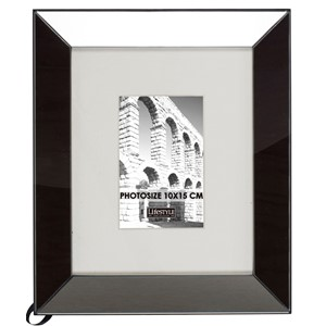 MIRROR PHOTO FRAME SMOKE S 10X15 CM