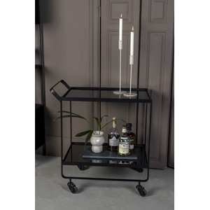 NEHA TROLLEY BLACK