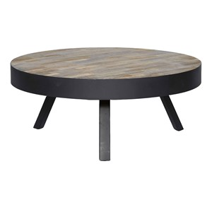 MICHAEL ROUND COFFEE TABLE 74X74X31